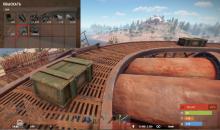 Где найти корпус пистолета - пулемёта в Rust