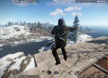 Как летать админу в Rust