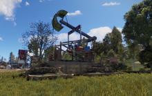 Как поставить нефтекачку в Rust