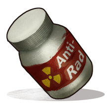 Rust- Антирадиационные таблетки