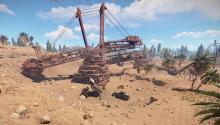Rust. Места и их лут